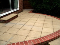 Patio Cleaning Devon image